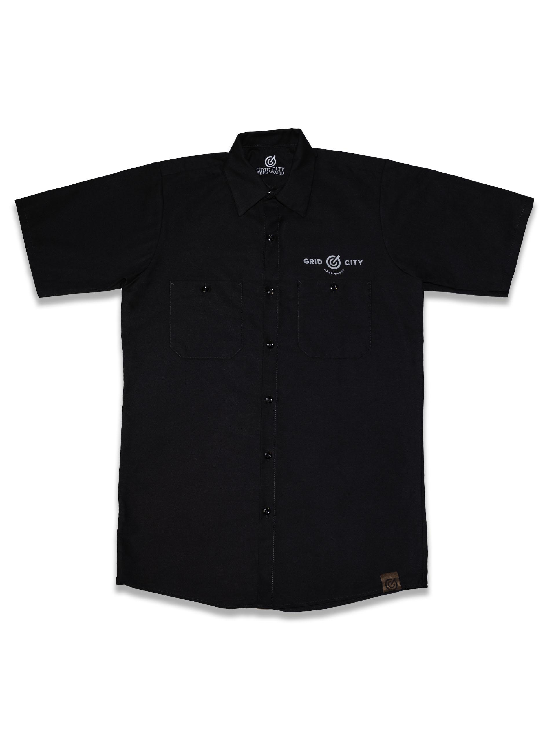 Black GCBW Work Shirt