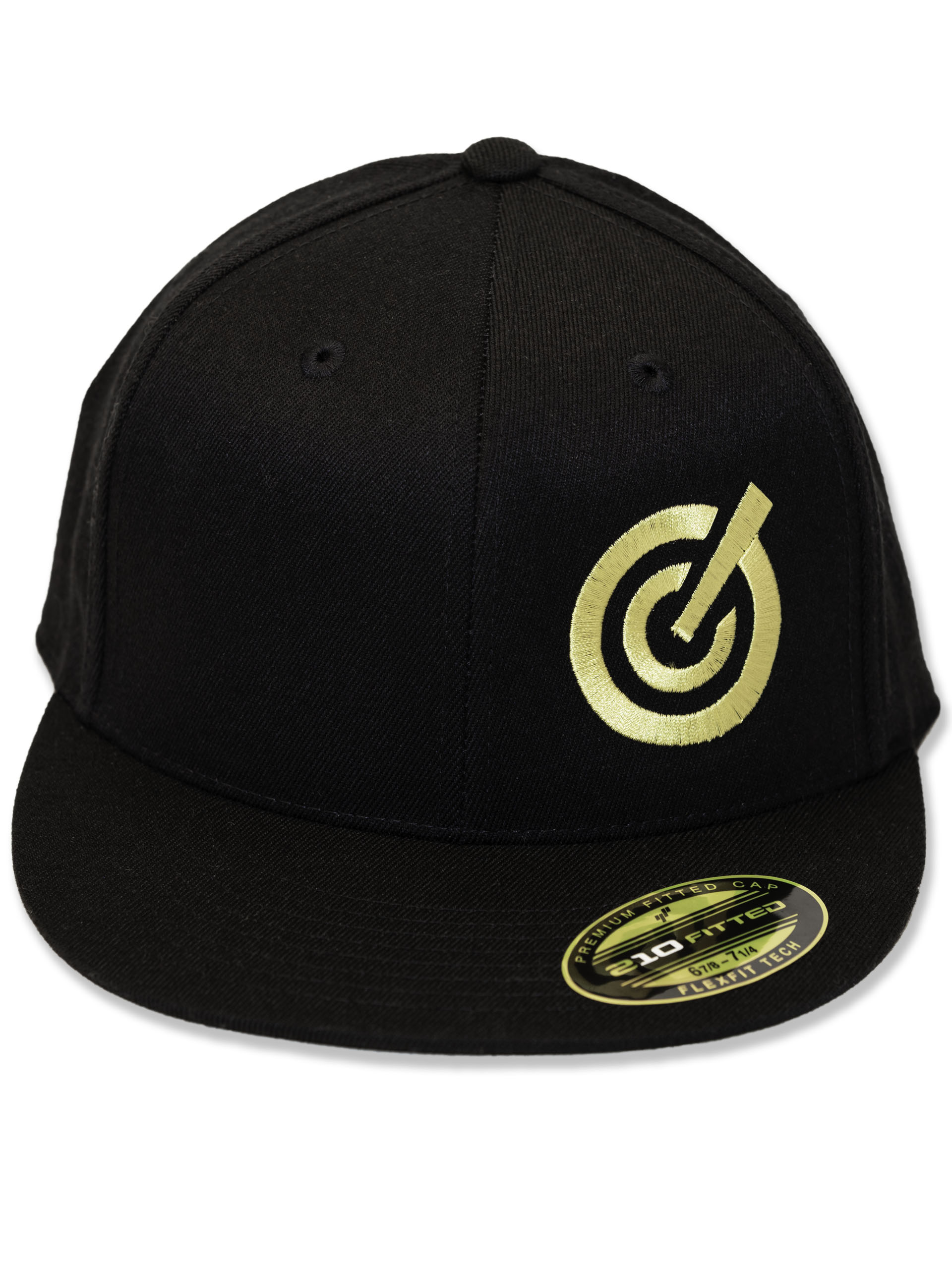 Black Fitted GC Hat
