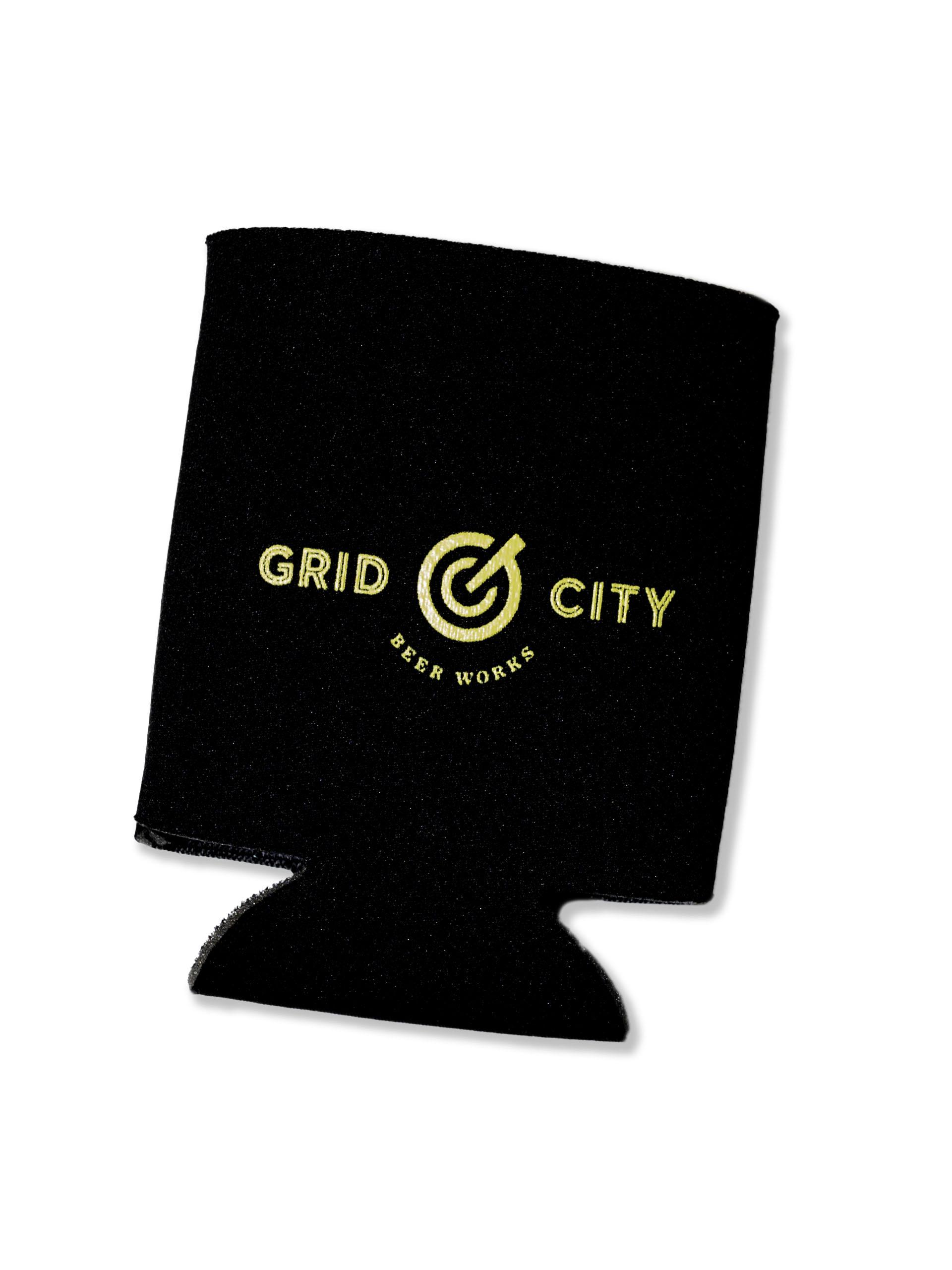 Grid City Koozie