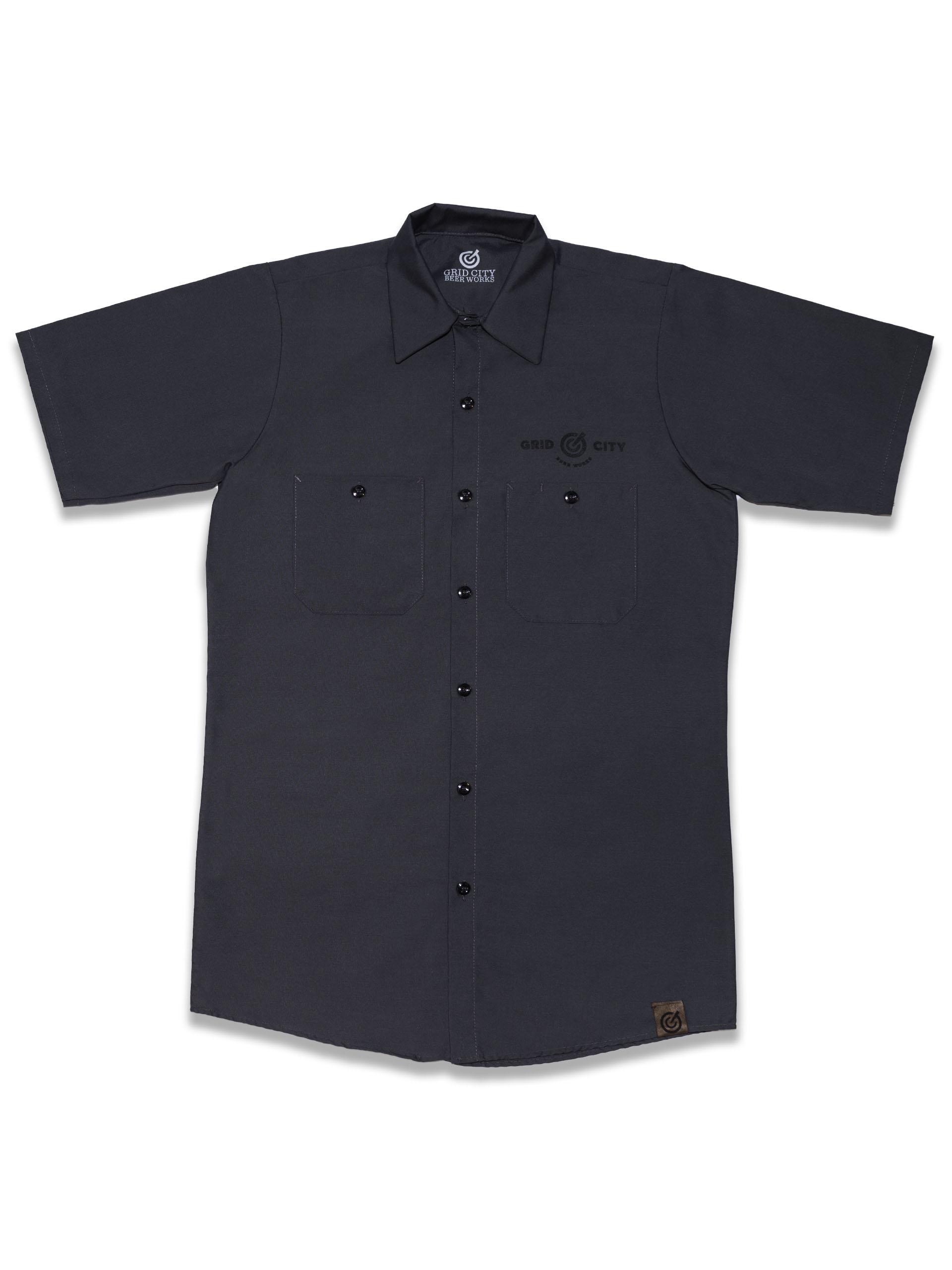 Grey GCBW Work Shirt