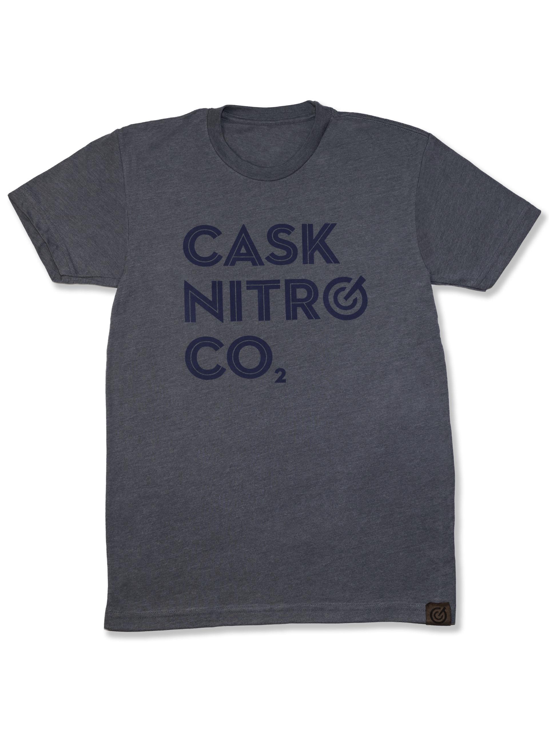 Cask, Nitro, Co2