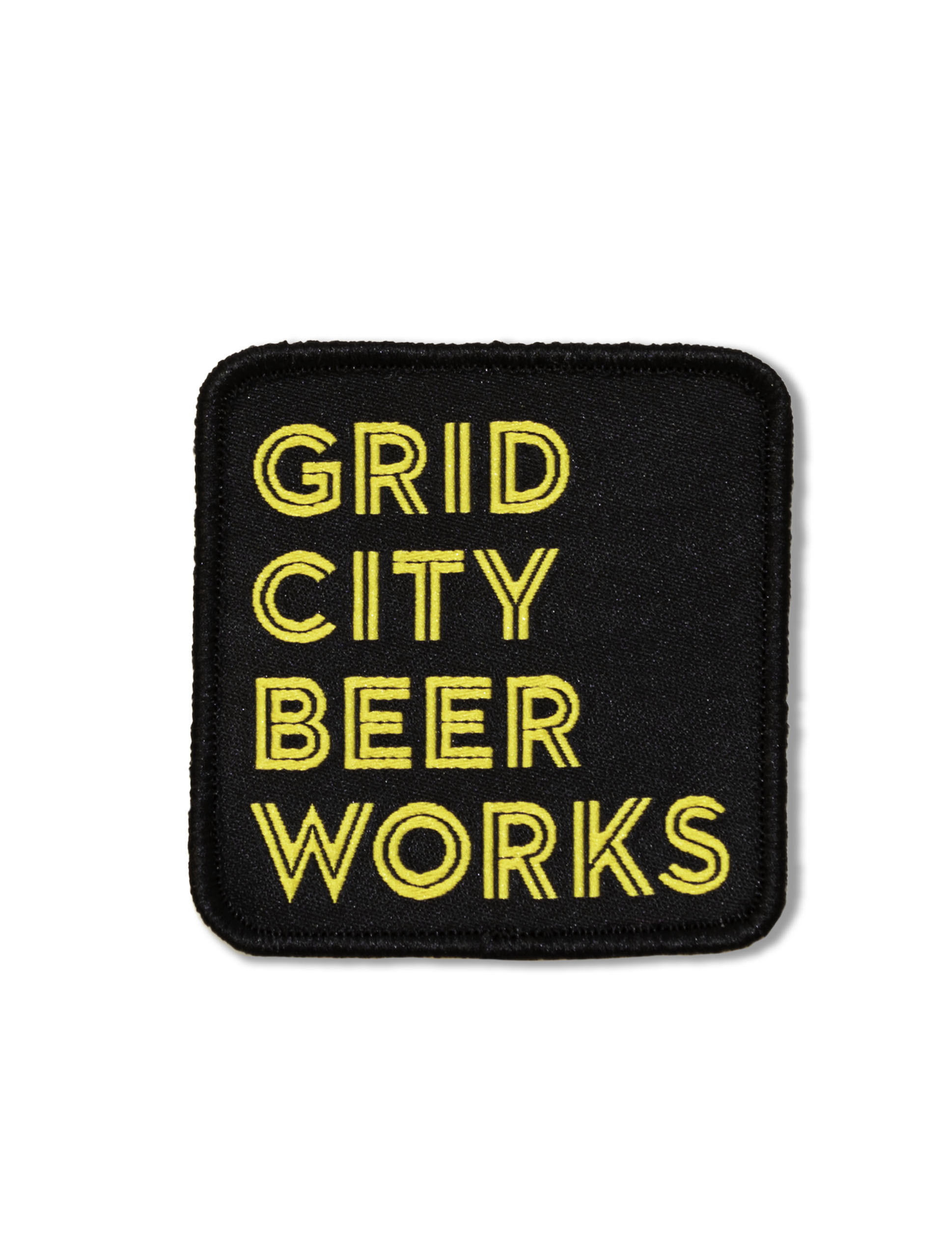 GCBW Stacked Patch