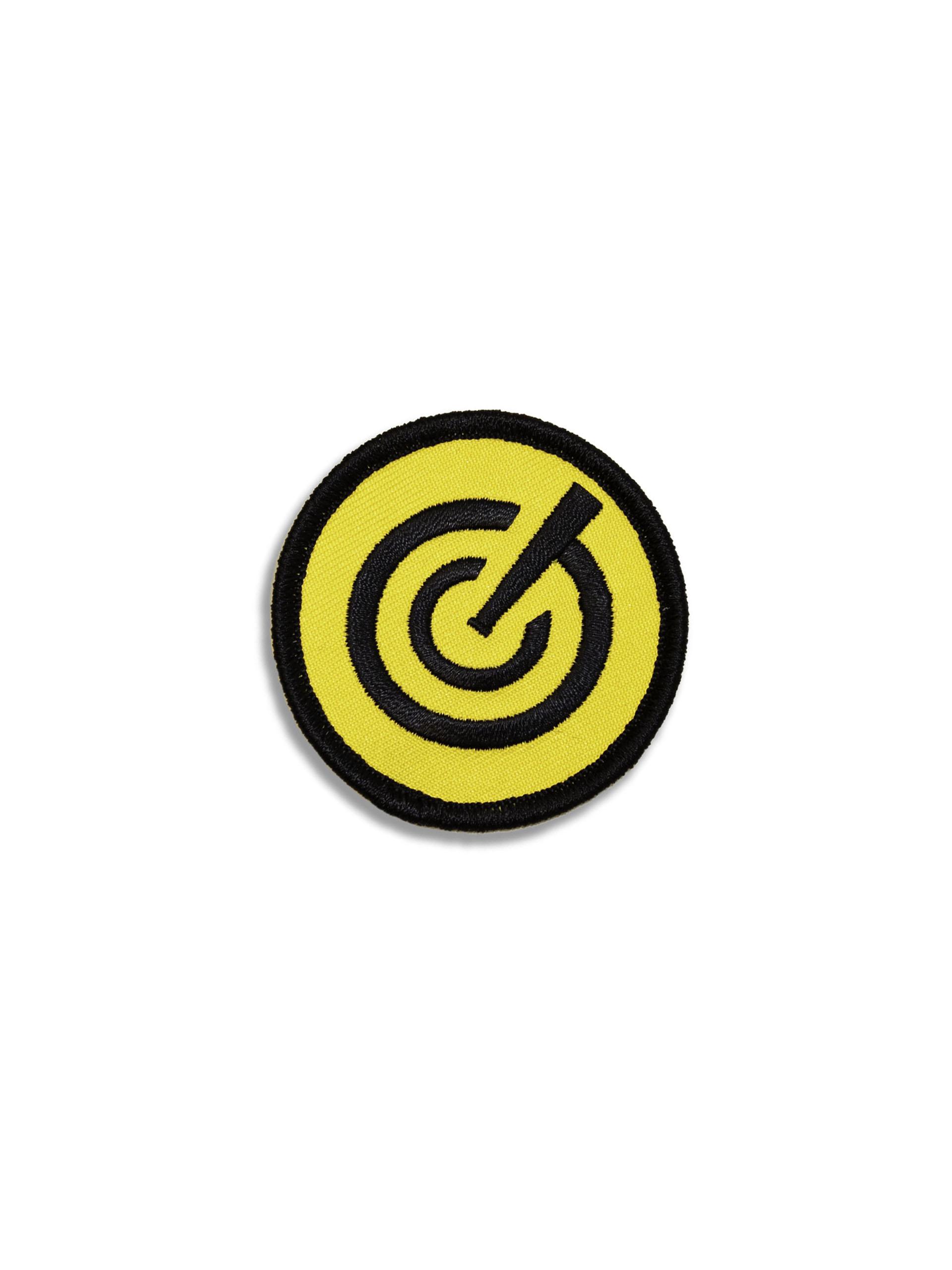 GC Circle Icon Patch