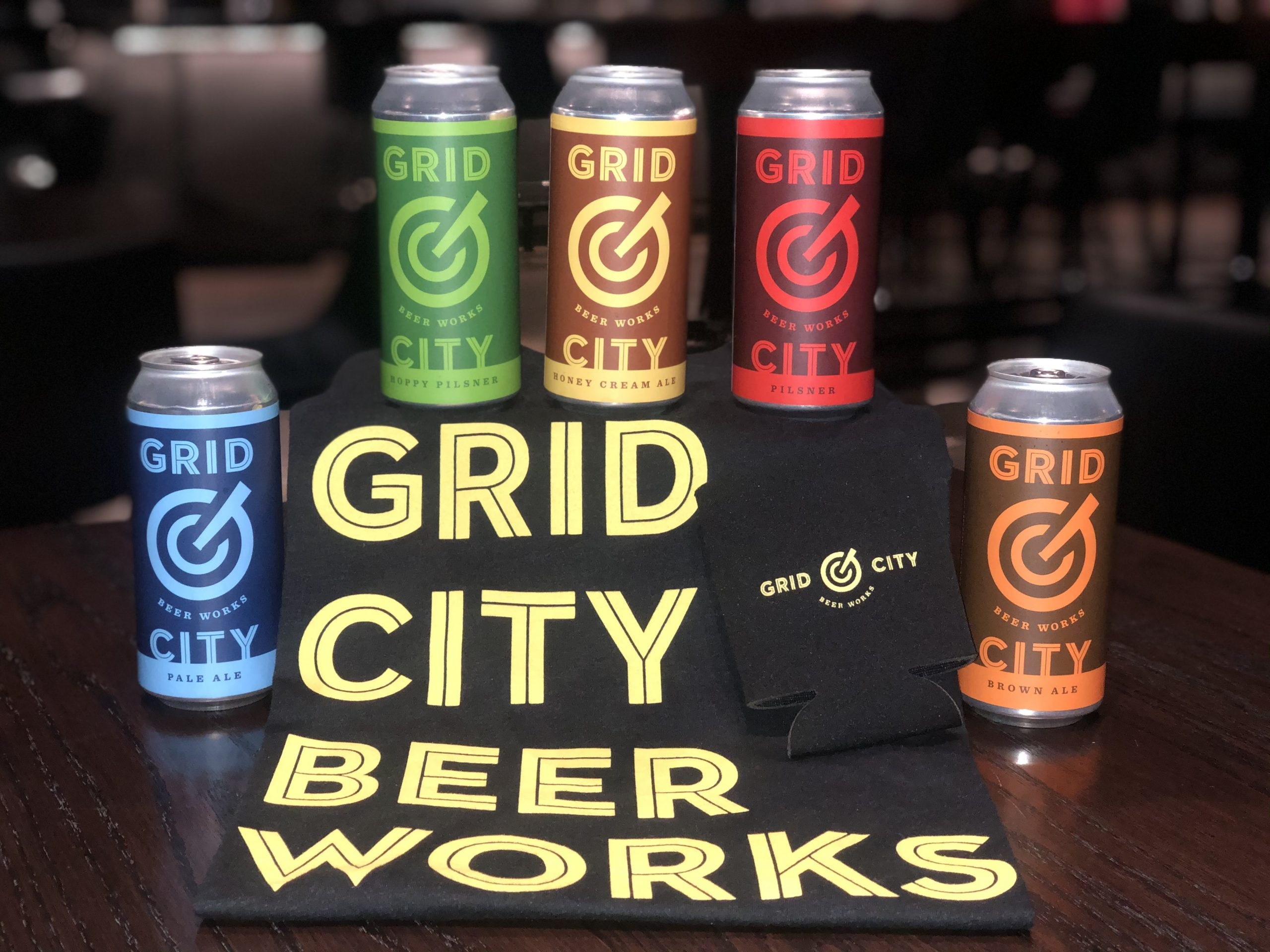 Grid City Beer Works Gift Set – Small Box